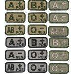 Rubber Morale Patches