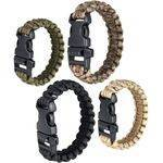 Tactical Paracord Wrist Band