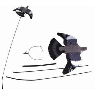 Flying Pigeon Decoy Set