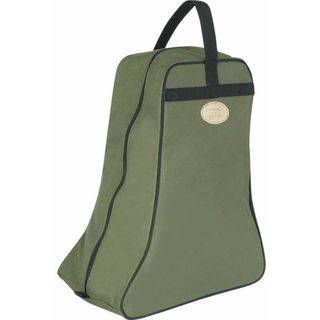 Green Boot Bag