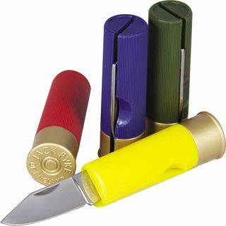 Shotgun Cartridge Knife