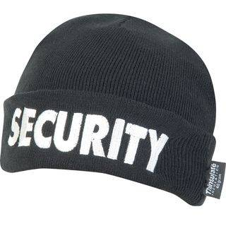 Security Thinsulate Bob Hat