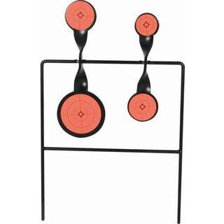 Double Resetting Spinner Target