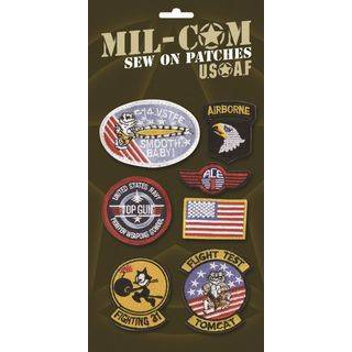 Embroidered Patches Milcom