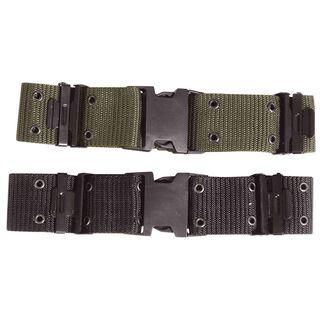 Quick Release Pistol Belt