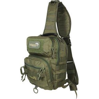 Shoulder Pack green