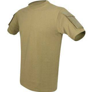 Tactical T-Shirt in Coyote XXL