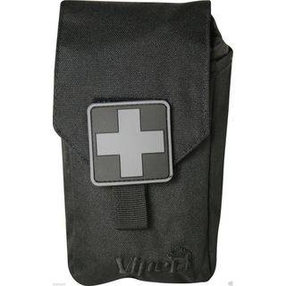 Tactical First Aid Kit Black