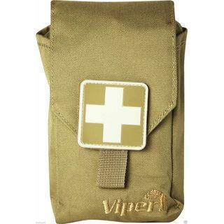 Tactical First Aid Kit Coyote