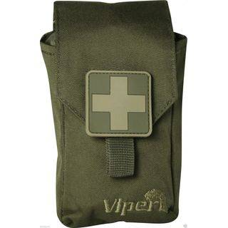 Tactical First Aid Kit Green