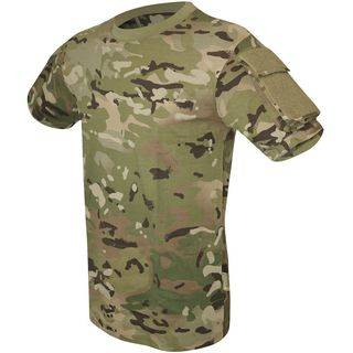 Tactical T-Shirt in V-Cam