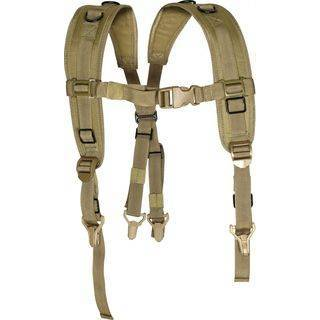 Viper Tactical Harness Coyote