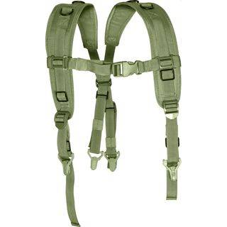Viper Harness Green