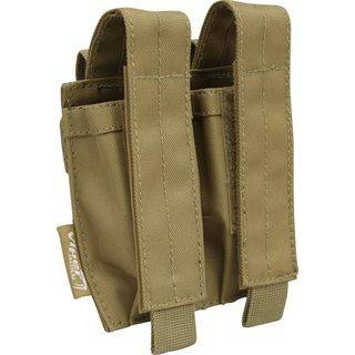 Viper Double Pistol Mag Pouch Coy