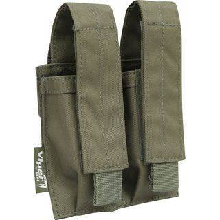 Double Mag Pouch Green