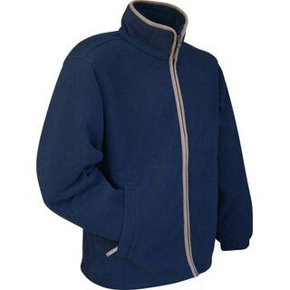 Fleece Jacket Navy S