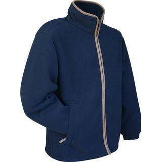 Fleece Jacket Navy M