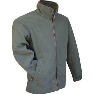 Fleece Jacket Olive M
