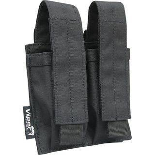 Double Mag Pouch Black