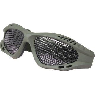 Green Mesh Glasses