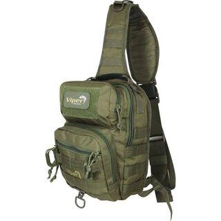 Green Shoulder Pack