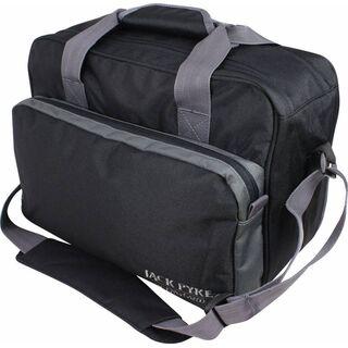 Black Grey Bag