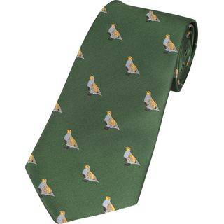 Green Tie Partridge