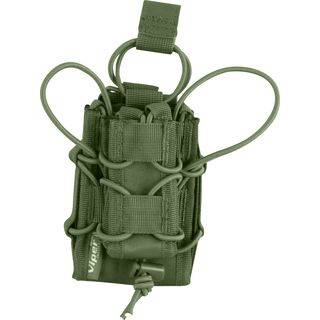 Green Staker Pouch