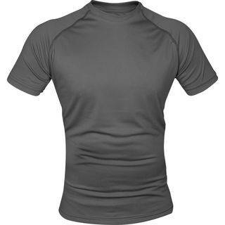 Viper Mesh T-Shirt in Titanium