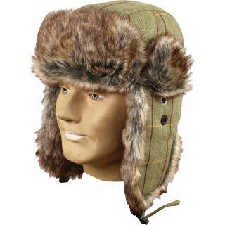 Tweed Trapper Hat