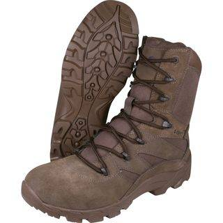 Covert Brown Boots