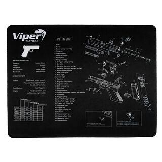 Display Glock Mat