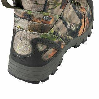Tundra Boots heel